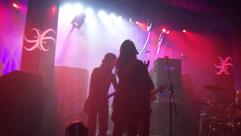 Xandria - Almada 21/04/2012