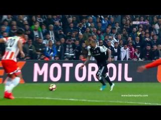 2016 - 2017 Sezonu - Beşiktaş-Adanaspor dakika 80 gol Dusko Tosic