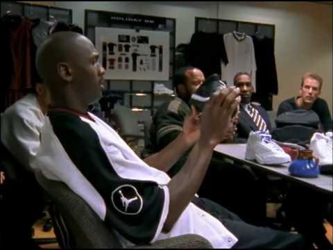 Michael Jordan Spike Lee Nike Air Jordan Evolution
