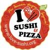 Love Sushi | Суши, пицца, бургеры | Тирасполь