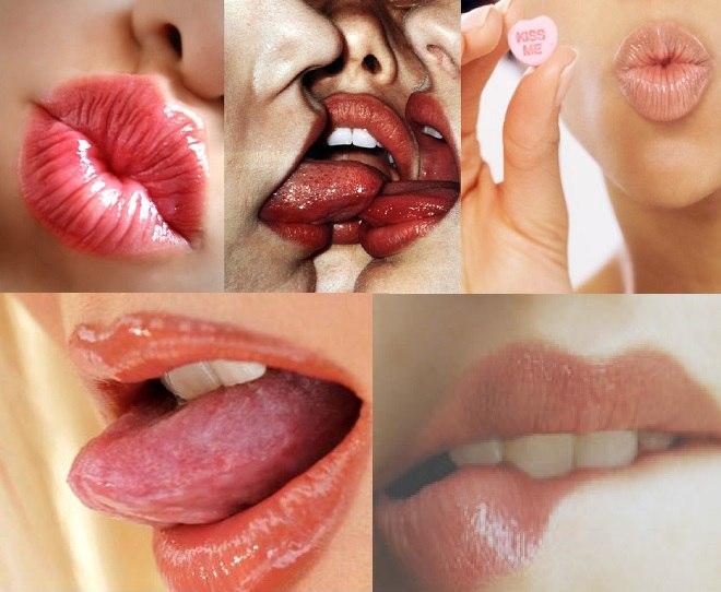 Как научиться целоваться взасос видео хорошие