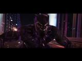 Чёрная Пантера - Дублированный отрывок #1