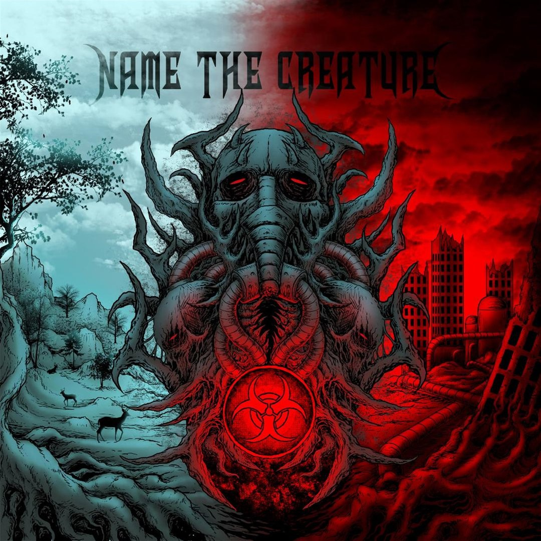 Name The Creature - This Nighmare We Call Earth [EP] (2018)