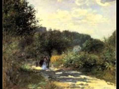D.HVOROSTOVSKY, M.ARKADIEV. H.Duparc, Le manoir de Rosemonde.