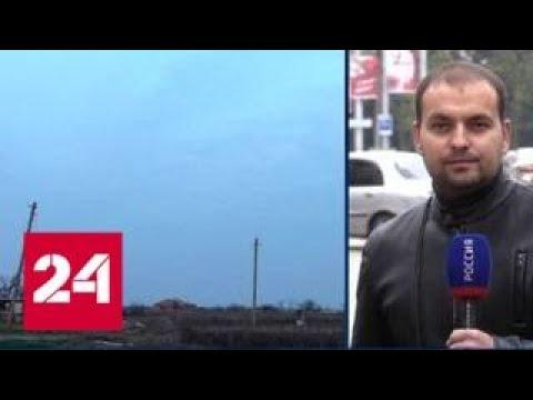 В Донбассе, несмотря на пасхальное перемирие, силовики усилили обстрелы - Россия 24