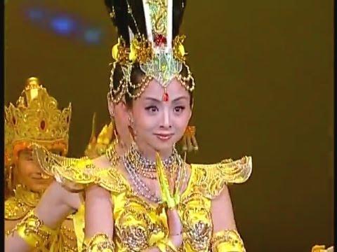 Beautiful Chinese Classical Dance 【2】《 千手觀音》Thousand Hand Bodhisattva 480p