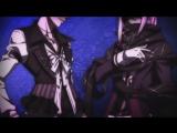 Diabolik Lovers Dark Fate ED Carla and Shin Tsukinami - S.O.S-ΑtoΩ- (rus sub)