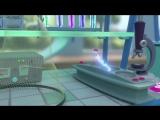 Фиксики. Большой секрет - фиксипелка Винтик - клип из полнометражного фильма (Фи