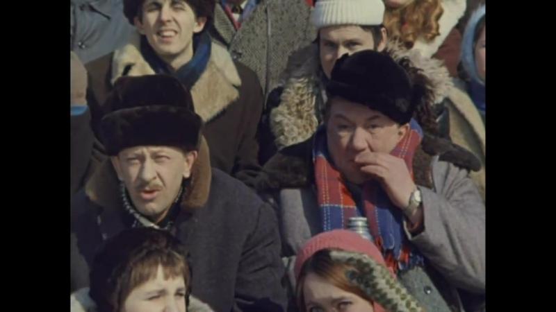 Художественный фильм Ход белой королевы (1971 г.)