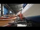 Как заботятся о яхтах в Финляндии? Центр деревянного судостроения в Котке!