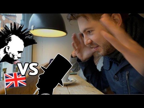 LONDON: БОГАТЫЙ vs БЕДНЫЙ
