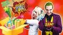 Лига Злодеев • ХАРЛИ КВИН и ДЖОКЕР развлечения для Харли!