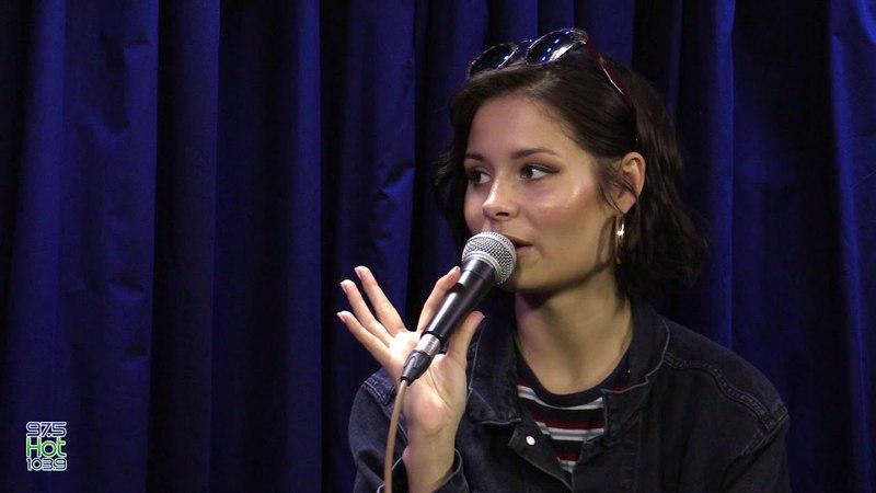 Nina Nesbitt talks break up songs w/ Mike G