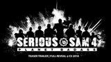 Serious Sam 4 - Teaser Trailer [NR]
