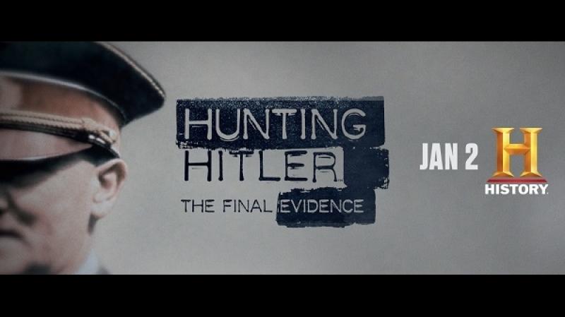 Охота на Гитлера, 3 сезон, 2 эп. Секретный склад. (2018)