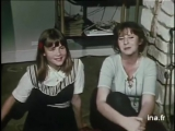 Emmanuelle et Mathilde Seigner chez leur grand p