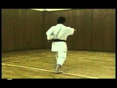 Ikeda Hoshu Jyoshinmon karate kata Vanshu