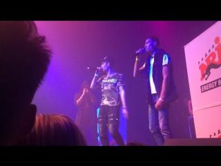 GrayDx Yeezy IL - Ночь(Live)29.09.17