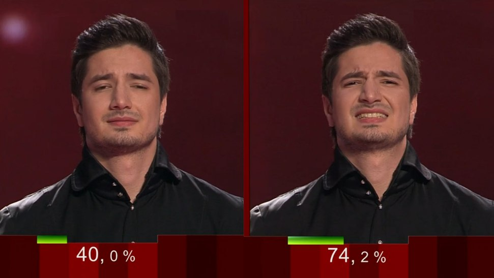 Финалист Голос 2017 Селим Алахяров