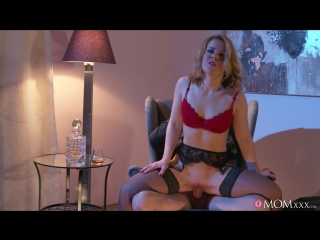 Sasha zima - mature blonde seduces in stockings [porn 2017 г., sex, handjob, cumshot, hd 1080p]