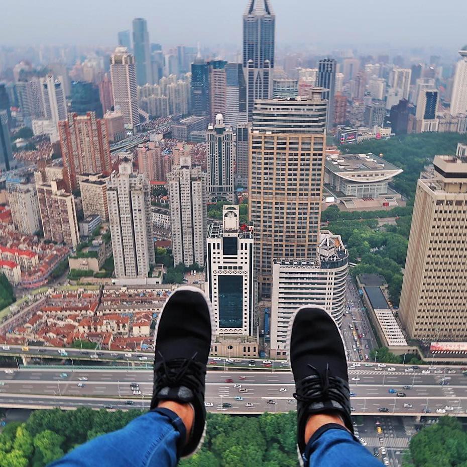 В Шанхай за 21300 рублей туда-обратно из Москвы