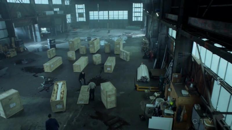 Омск в сериале: Слепое пятно (3 сезон, 6 серия)