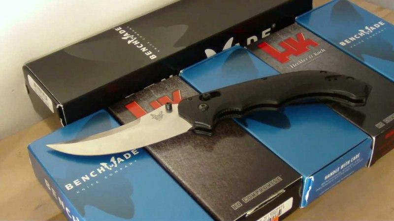Нож складной Benchmade Bedlam