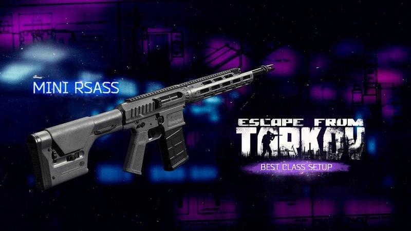 Escape From Tarkov — Как собрать Mini-RSASS? BCS1