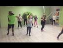 Dance mix 9-14 с Мамаду
