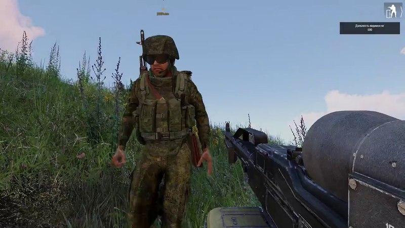 Arma 3 HardMode Games TvT Из пулемётчиков в медики. Залечил до смерти. (22.04.18)