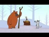 Лесное минимал-техно -Волк,Медведь и заяц Log Jam sesion (long version)