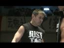 Naito SANADA BUSHI Takahashi vs Sabre Jr Michinoku Kanemaru Desperado NJPW New Japan Cup 2018 Day 7