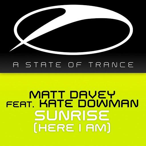 Matt Davey альбом Sunrise (Here I Am)