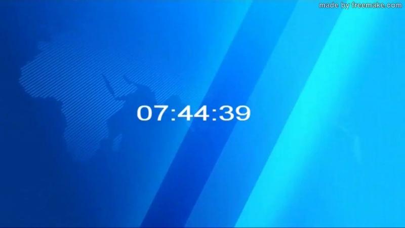Анонс Часы и Начало часа Башкирских новостей (БСТ, [Башкортостан] 10.09.2017) 7;45