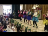Танец Барбарики (видео - Марат)