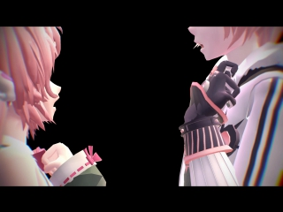 【MMD】Demons (Roro and Momo)