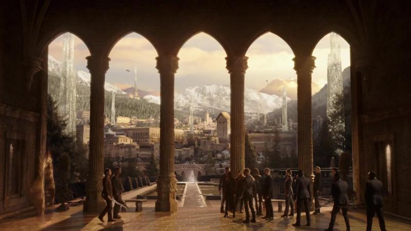Спецэффекты второго сезона «Сумеречных охотников» от «Folks VFX»