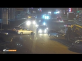 ДТП в Сочи. Почти лобовое в Дагомысе. 04.02.18