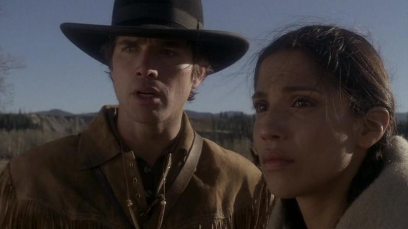 На Запад — 1 сезон, 1 серия. «Колесо звёзд» | Into the West | HD (720p) | 2005