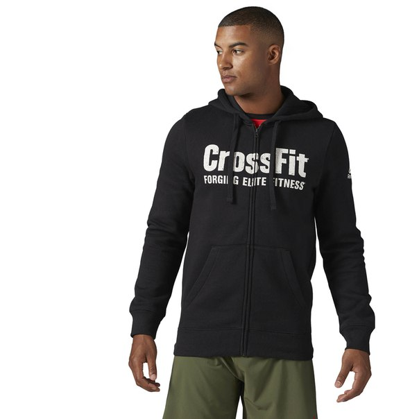 Худи Reebok CrossFit FEF Zip