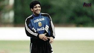 10 cosas que solo hizo Diego Maradona en el futbol / MrFCS10