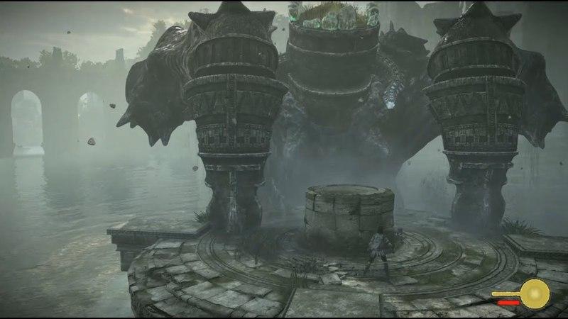 Shadow of Colossus ► Ку ку епта ►4