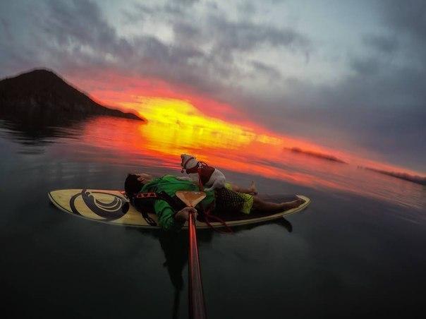 Закаты бывают разные - фото подборка красивых закатов
