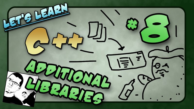 Let's Learn C ~ Basics: 8 of 14 ~ Additional Libraries Installation: Boost GSL