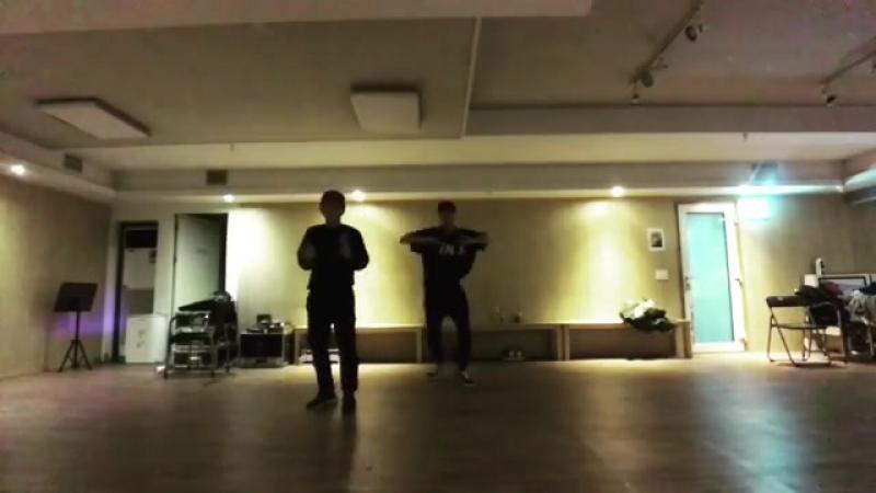 |171227| Dance lesson @ Ravi's IG