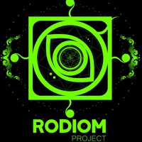 Логотип RODIOM (музыкальный проект)