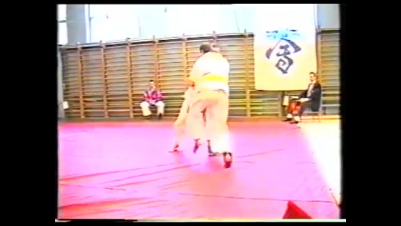 Вазаривазари. Дмитрий Майдан на Чемпионате Москвы 1998