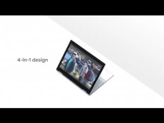Meet Google Pixelbook ¦ The laptop reimagined
