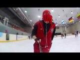 Зойдберг на коньках