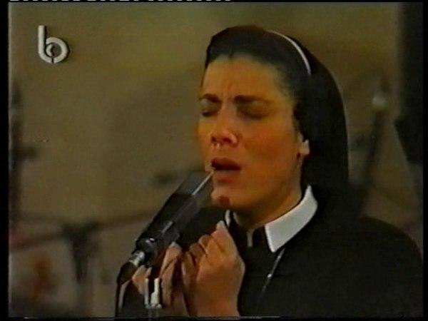 Sister marie keyrouz اليوم علق على خشبه goodfriday